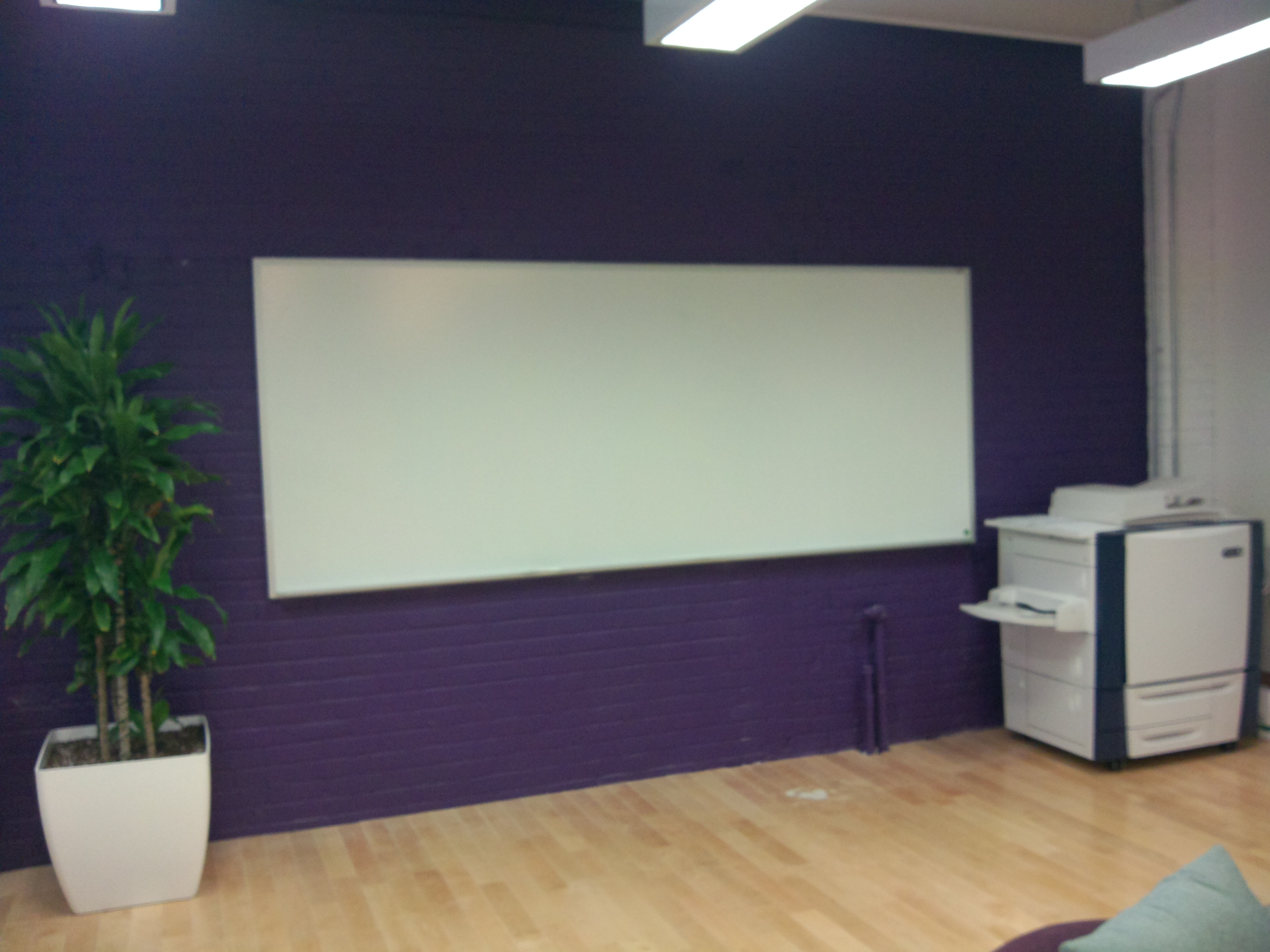 Whiteboard Installation Odd Job Handyman Services Inc