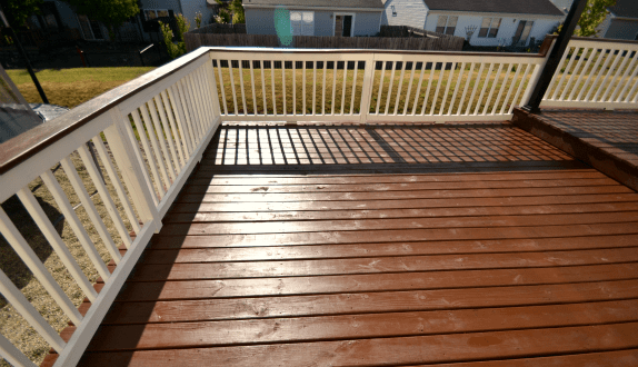 staineddeck