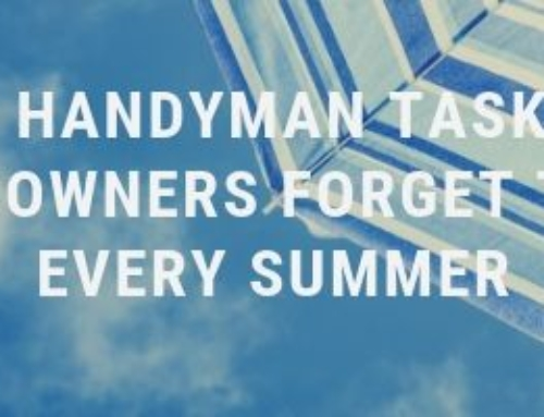 5 Summer Handyman Jobs Homeowners Forget to Do Every Year