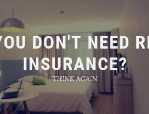 Renter's Insurance: Why You Need It