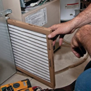 Fall Home Projects - furnace filters