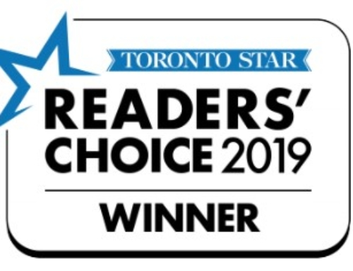 Odd Job Wins the Toronto Star's Readers' Choice Award