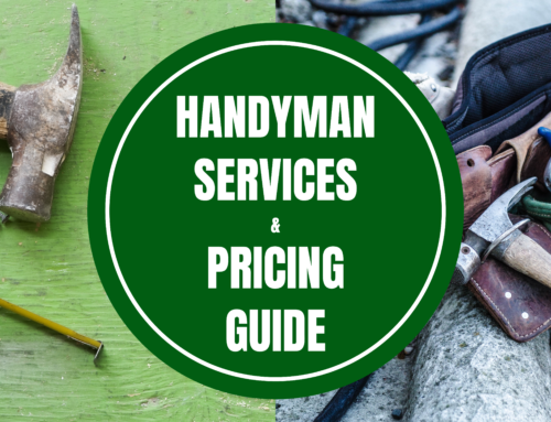 Handyman Services and Pricing Guide
