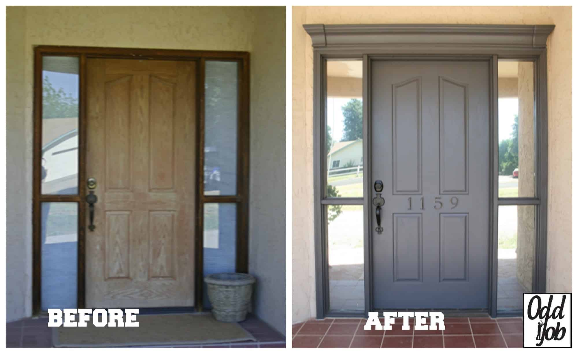 new door installation