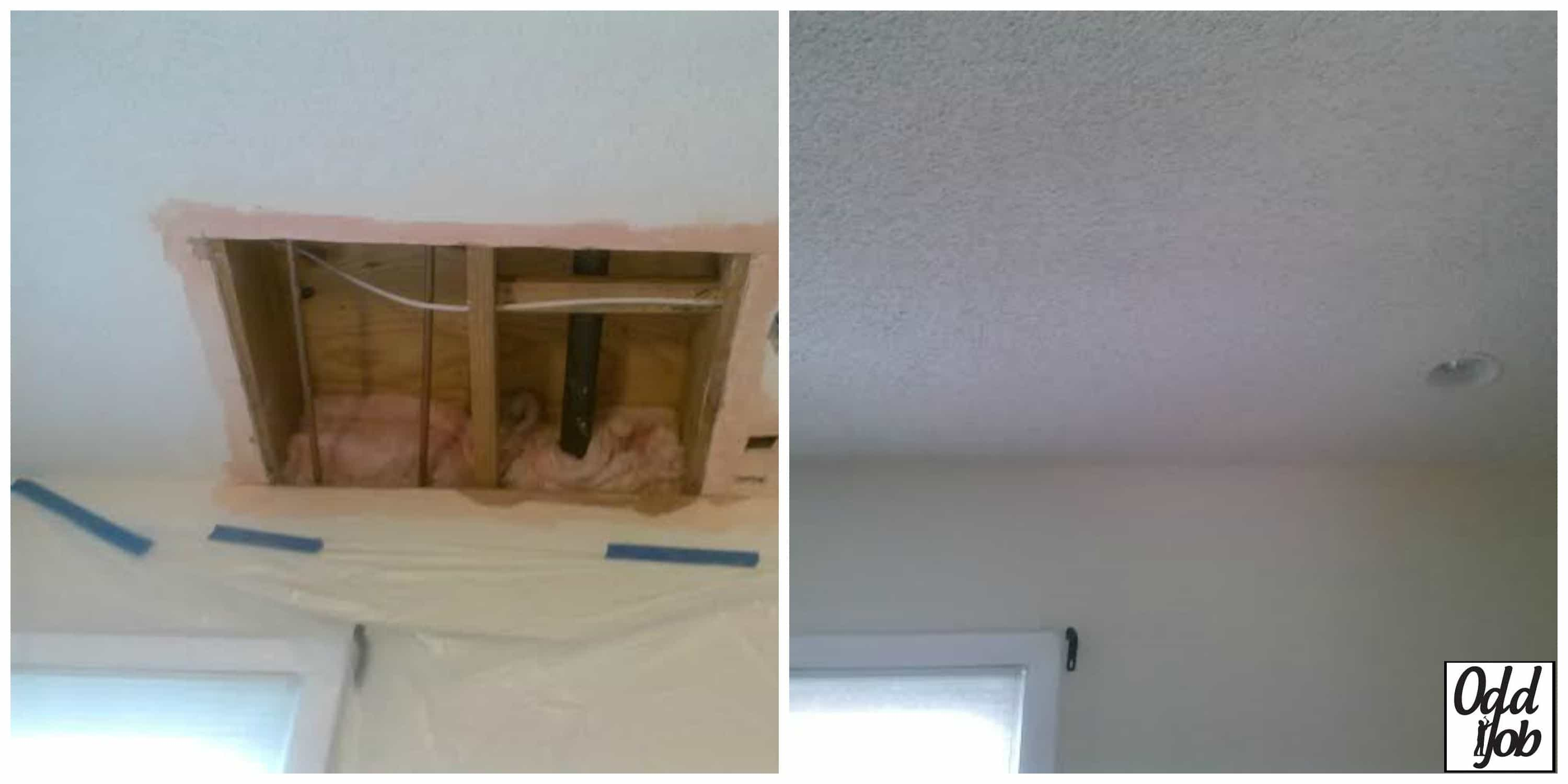 Drywall Repair 6
