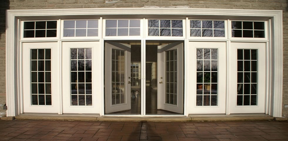 French Doors - Gorgeous