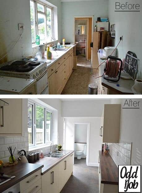 Kitchen Renovation 3