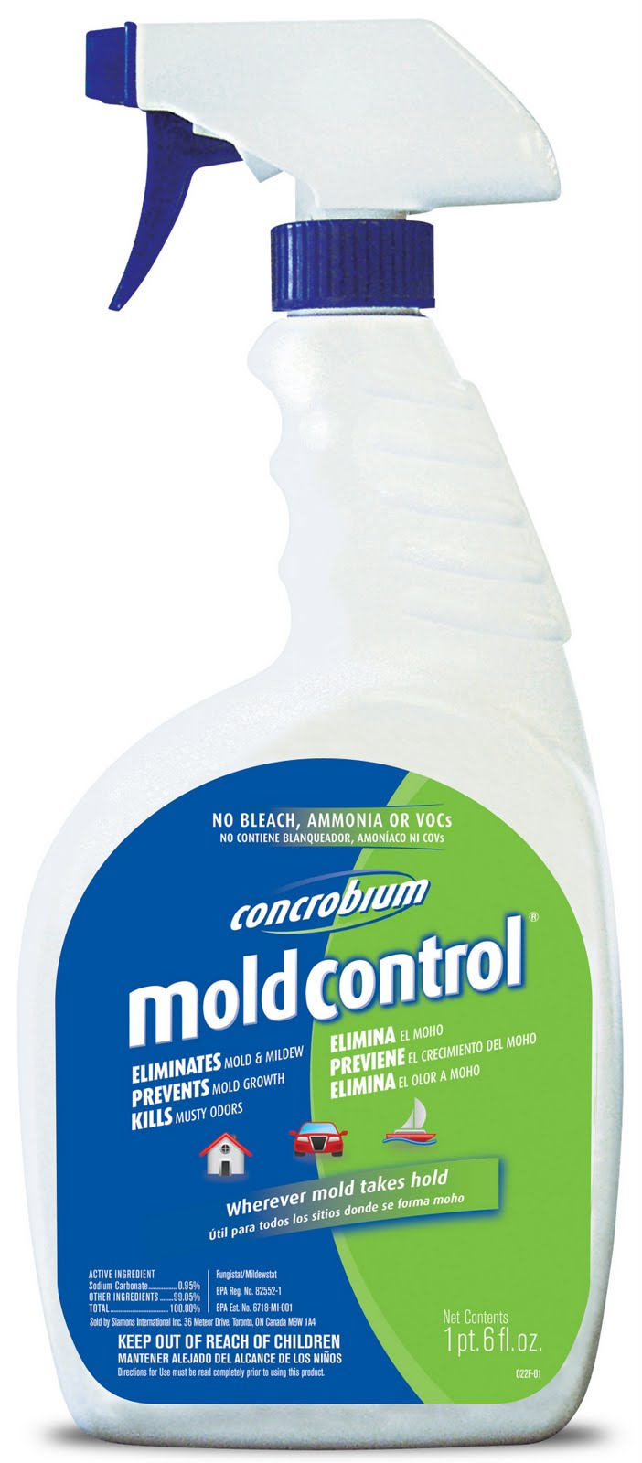fighting mould - mold control