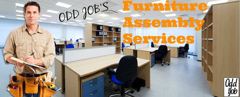 Odd Job - Furniture Assembly Services