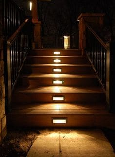 Safety Lights - Stairs B