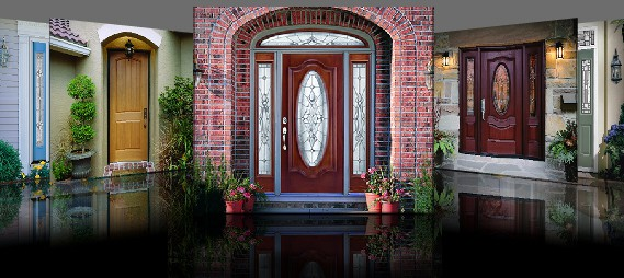 beautiful fiberglass doors